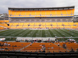 Inside Heinz Field Home of the Pittsburgh Steelers